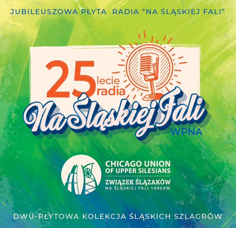 You are currently viewing Jubileuszowa płyta CD 25 lat NSF